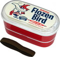 STACK LUNCH BOX~FLOZEN BIRD~