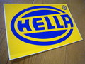 RACING STICKER~HELLA~