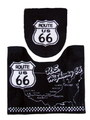 ROUTE66 TOILET SET