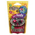 【20%OFF!!】M&M'S EAR BUDS~RED~