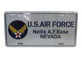 COMMERCIAL PLATE~U.S.AIR FORCE(C)~