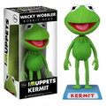THE MUPPETS~KERMIT~(FUNKO WACKY WOBBLER)