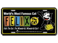 COMMERCIAL PLATE~FELIX THE CAT~A