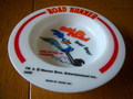 ROAD RUNNER GLASS TRAY~B~