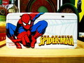 SPIDER-MAN TIN PLATE~S~