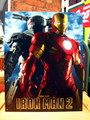 IRON MAN 2 TIN PLATE