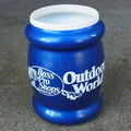 Bass Pro Shops CAN COOLER~BLUE~