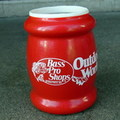 Bass Pro Shops CAN COOLER~RED~