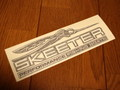 SKEETER BOATS ウィンドウデカール~A~