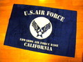 U.S.AIR FORCE BIG RUG MAT