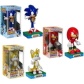 SONIC THE HEDGEHOG~SONIC、KNUCKLES、TAILS~3体SET(FUNKO社製ボビングヘッド)