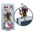 Computer Sitter Bobble Head~STAR WARS BOBA FETT~