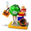 M&M'S CHOCO DISPENSER~Green Girl Shopping~