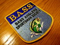 B.A.S.S.MEMBERワッペン(OLD LOGO)