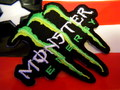 MONSTER ENERGY WAPPEN