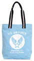 U.S.AIR FORCE PRINT TOTE BAG~SAX~