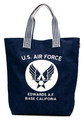 U.S.AIR FORCE DENIM TOTE BAG~DENIM~
