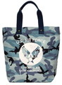 【20%OFF!!】U.S.AIR FORCE CAMOUFLAGE TOTE BAG~BLUE CAMO~
