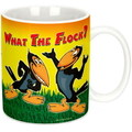 Heckle and Jeckle CERAMIC COFFEE MUG