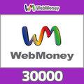 WebMoneyコード(30000円)