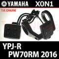 YAMAHA YPJ-R 2016 PW70RM X0N1 スイツチアセンブリ【送料無料】