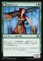 内陸の木こり/Hinterland Logger/SOI-210/C/緑
