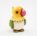 THUN 鳥の置物 PAPPAGALLO [57g]