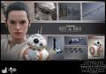 ホットトイズ 1/6 レイ & BB-8 スターウォーズフォースの覚醒