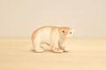 陶器製 小さな動物のオブジェ