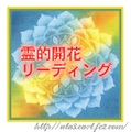 霊的開花リーディング[感覚診断・調整等]