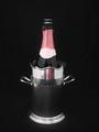 スパークリングワインがシャンパンに?シャンパン/ワインボトルコースター