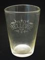 ヴィクトリア時代のパブで使われていたグラス