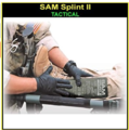 Tactical Maleable Splint SAM Splint II サム・スプリント