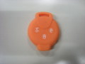 スマート451用シリコンキーカバー オレンジ