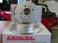 DIXCELスリットローター SD フロント