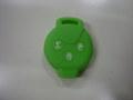 スマート451用シリコンキーカバー グリーン