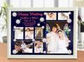 結婚式フォトフレーム、写真立て A4サイズ「サンクチュアリ」
