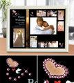 結婚祝い 写真立て フォトフレーム 名入れ、名前入りプレゼント A4 「コンパーニョル」