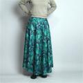 半円スカートの型紙