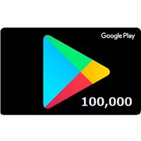 Google Play コード 100,000円