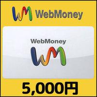 WebMoney(5,000円)