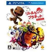 リトルビッグプラネット PlayStation Vita【PS Vitaゲームソフト】