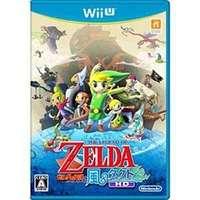 ゼルダの伝説 風のタクト HD【Wii Uゲームソフト】