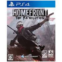 HOMEFRONT the Revolution【PS4ゲームソフト】