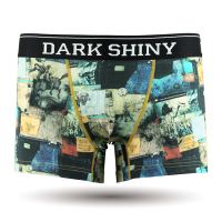 DARKHINY(ダークシャイニー)メンズボクサーパンツ-Patchwork