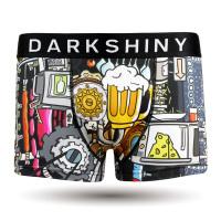 DARKHINY(ダークシャイニー)メンズボクサーパンツ -YELLOW LABEL- BEER FACTORY