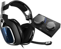 ASTRO Gaming PS4 ヘッドセット A40TR+MixAmp Pro TR ミックスアンプ付き 有線 5.1ch 3.5mm usb PS5 PS4 PC Mac Switch スマホ A40TR-MAP-002 国内正規品