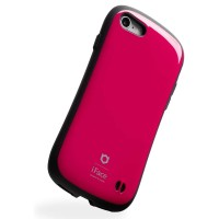 iFace First Class Standard iPhone SE2 ケース iPhone8/7 ケース 耐衝撃 [ホットピンク]