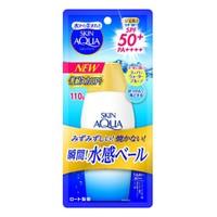 スキンアクア スーパーモイスチャージェル 110g 【 ロート製* 】 【 UV・日焼け止め 】