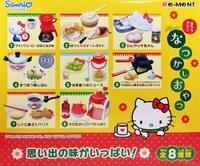 ハローキティなつかしおやつ8個入 BOX (食玩・ガム)